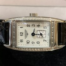 Longines BelleArti Steel 18mm Mother of pearl
