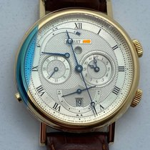 Breguet Yellow gold 39mm Automatic 5707BA/12/9V6 pre-owned