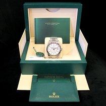 Rolex Sky-Dweller Acier 42mm Blanc Sans chiffres France, Paris
