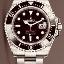 Rolex Sea-Dweller new 2021 Automatic Watch with original box and original papers 126600