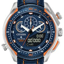 Citizen Promaster Land Steel 46mm Blue No numerals United States of America, New York, Bellmore