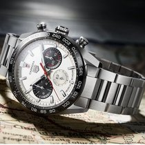 TAG Heuer Carrera Heuer-02T Ceramic 44mm Grey United States of America, Michigan, Holt