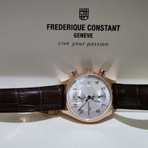 Frederique Constant Runabout Chronograph Or/Acier 42mm Or