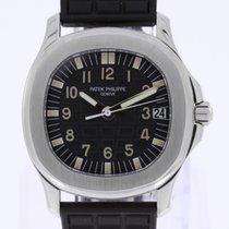 Patek Philippe Aquanaut Steel Black Arabic numerals