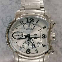 Philip Watch new Automatic Display back 40mm Steel Sapphire crystal