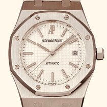 Audemars Piguet Royal Oak Selfwinding Сталь 39mm Белый Без цифр