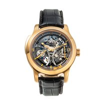 Jaeger-LeCoultre Master Minute Repeater Roségold 44mmmm Transparent Keine Ziffern