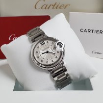 Cartier Ballon Bleu 33mm Steel 33mm Silver United States of America, California, Los Angeles
