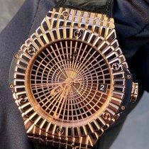 Hublot Big Bang Caviar Rose gold 41mm Gold Singapore