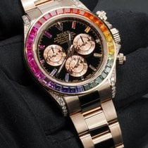 Rolex Daytona 116595RBOW New Rose gold 40mm Automatic