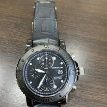 Montblanc 104279 Steel Sport 44mm pre-owned