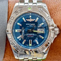 Breitling Galactic 41 Steel 41mm Blue United States of America, Texas, Plano