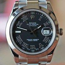 Rolex Datejust II Steel Roman numerals