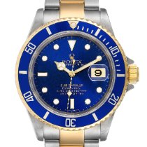 Rolex 16613 Gold/Steel 2003 Submariner Date 40mm pre-owned United States of America, Georgia, Atlanta