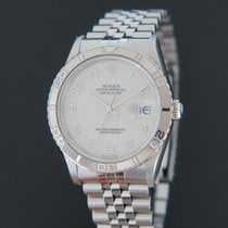 Rolex Datejust Turn-O-Graph Staal 36mm Champagne Nederland, Maastricht