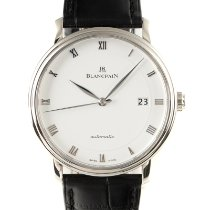 Blancpain Villeret Ultra-Slim Steel 38mm White