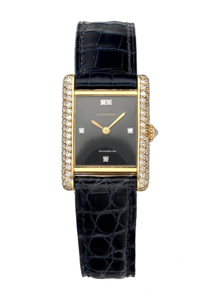 Cartier Tank (submodel) 78227 pre-owned