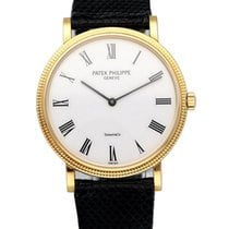 Patek Philippe Yellow gold 35mm Manual winding 5120J pre-owned United States of America, New York, New York