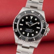 Rolex 124060 Acier 2020 Submariner (No Date) 41mm nouveau