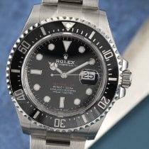 Rolex Sea-Dweller Stål 43mm Sort