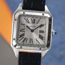 Cartier Santos Dumont Stahl 28mm Silber Deutschland, Chemnitz