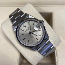 Rolex Oyster Perpetual Date Steel 34mm White No numerals United Kingdom, Epsom