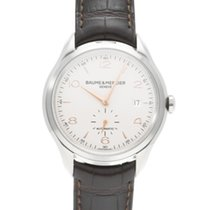 Baume & Mercier Clifton new Automatic Watch with original box and original papers M0A10054