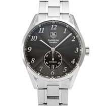 TAG Heuer Carrera Calibre 6 Acero 39mm Negro