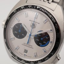 Heuer Steel 43mm Automatic CY2110 pre-owned