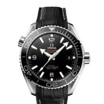 歐米茄 Seamaster Planet Ocean 215.33.44.21.01.001 全新 鋼 43.5mm 自動發條 香港