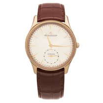 Jaeger-LeCoultre Rose gold 39mm Automatic Q1212510 or 1212510 new