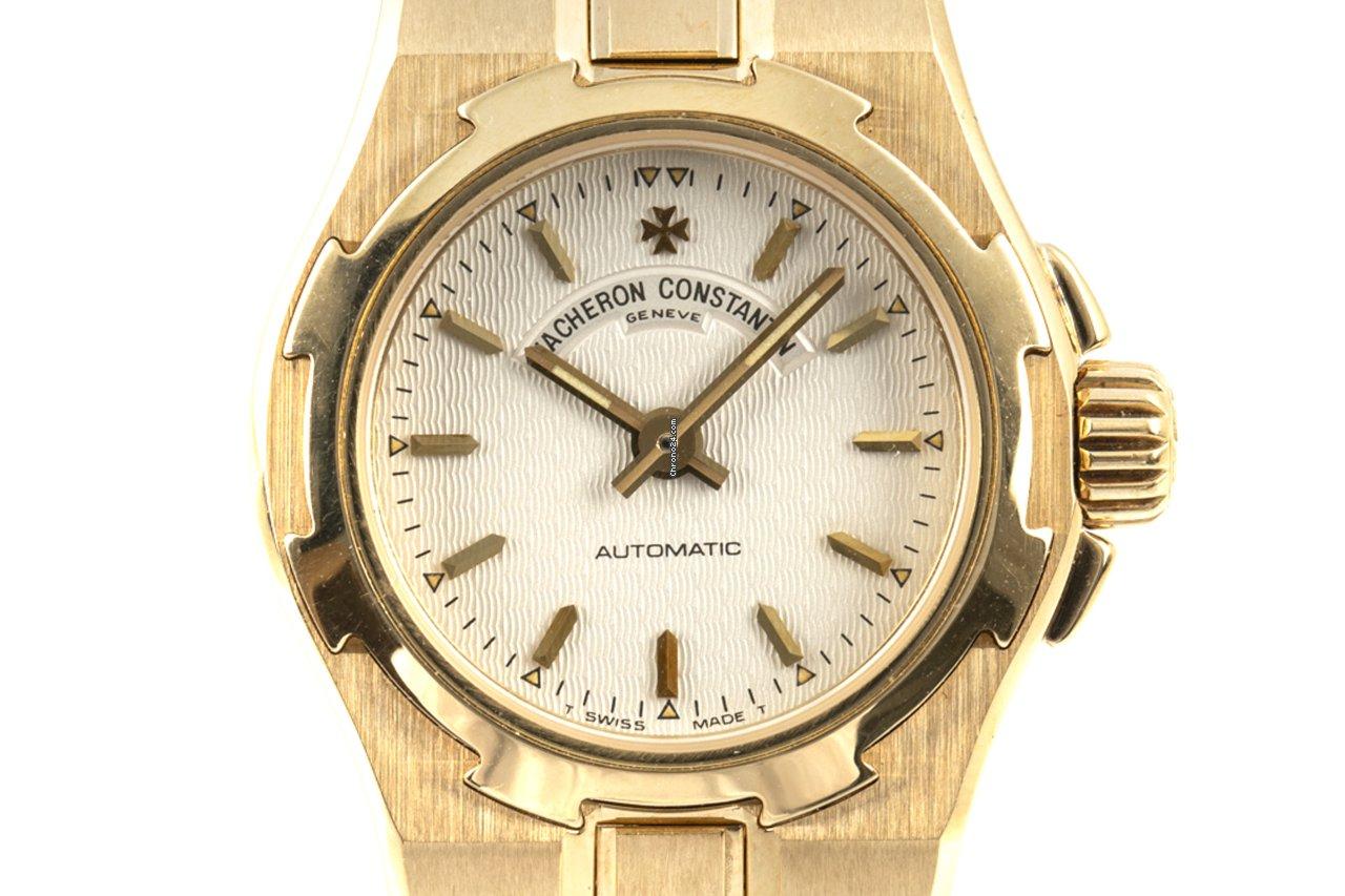 Vacheron Constantin Overseas 12050-16050 2005 pre-owned