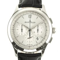 Jaeger-LeCoultre Master Chronograph Steel 40mm Silver