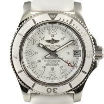 Breitling Superocean II 36 A17312 Very good Steel 36mm Automatic
