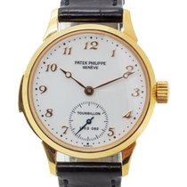 Patek Philippe Minute Repeater 3939 Very good Yellow gold 33mm Manual winding