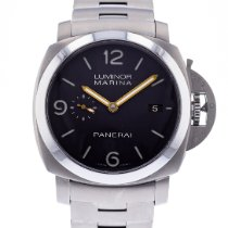 Panerai PAM 352 Titanium 2010 Luminor Marina 1950 3 Days Automatic 44mm pre-owned United States of America, Georgia, Atlanta