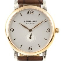 Montblanc Star Classique Gold/Steel 39mm Silver