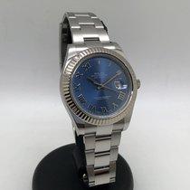 Rolex Datejust II Gold/Stahl 41mm Blau Römisch Deutschland, Berlin