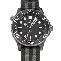 Omega Seamaster Diver 300 M Ceramic 43.5mm Black No numerals United States of America, Maryland, Baltimore, MD