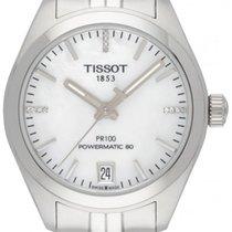Tissot PR 100 новые 2021 Автоподзавод Часы с оригинальными документами и коробкой T101.207.11.116.00