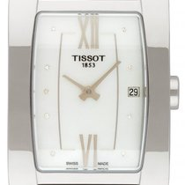 Tissot Generosi-T Steel 27.5mm Mother of pearl