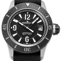 Jaeger-LeCoultre Master Compressor Diving Automatic Navy SEALs Steel 42mm