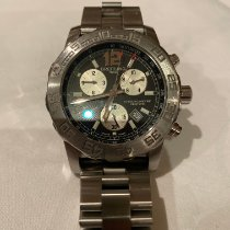 Breitling Colt Chronograph II Steel 43mm Black