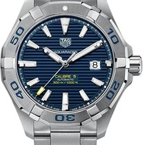TAG Heuer Aquaracer 300M Steel 43mm Blue
