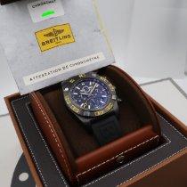 Breitling Chronomat GMT Сталь 47mm Черный