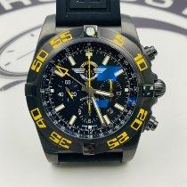 Breitling Chronomat GMT Steel 47mm Black United States of America, New York, NYC