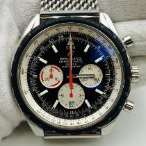 Breitling Chrono-Matic 49 Steel 49mm Black United States of America, New York, NYC