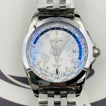 Breitling Galactic 44mm White United States of America, New York, NYC