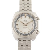 Wyler Steel 39mm Automatic pre-owned United States of America, New York, New York