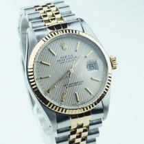 Rolex Datejust 16013 Sehr gut Gold/Stahl 36mm Automatik Deutschland, Starnberg